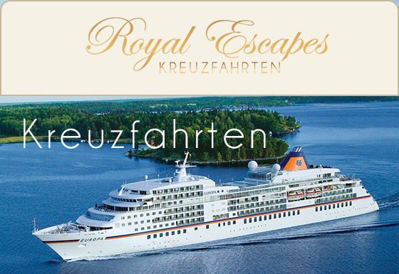 Kreuzfahrten by Royal Escapes